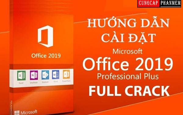 Hướng dẫn tải office 2019 full crack mới nhất 2021