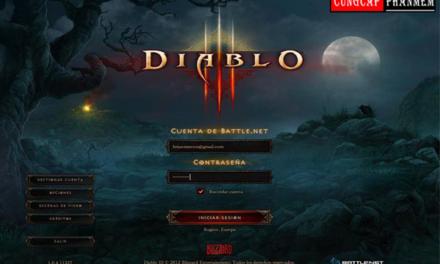 Hướng dẫn tải Diablo 3 Full Crack Offline Miễn Phí