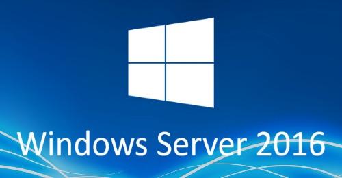 windows server 2016 iso