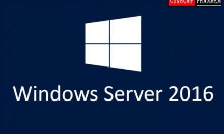 Windows server 2016 iso là gì? | Download win server 2016