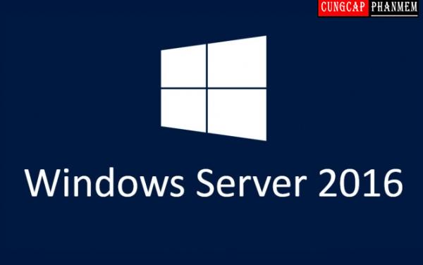 Windows server 2016 iso là gì?   Download win server 2016
