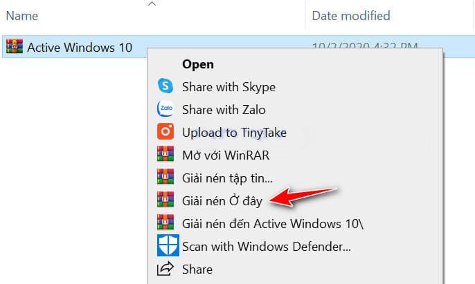 key window 10 pro