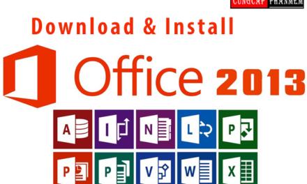 Download office 2013 full crack | Key office 2013 mới nhất