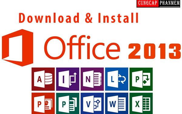 Download office 2013 full crack   Key office 2013 mới nhất