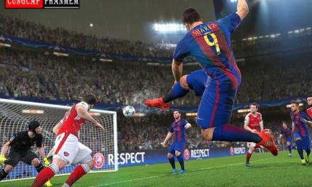 Tải Game đá bóng offline cho pc – PES 2018 Full Crack