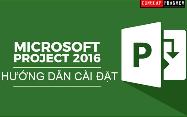 download microsoft project 2016 thành công 100%