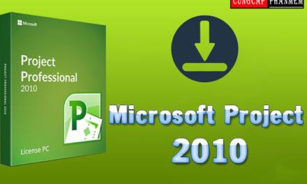 MS Project là gì? tải microsoft project 2010 đơn giản