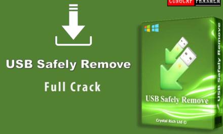 Hướng dẫn tải usb safely remove full crack