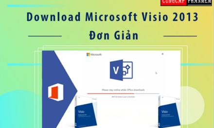 Hướng dẫn Download Microsoft Visio 2013 đơn giản