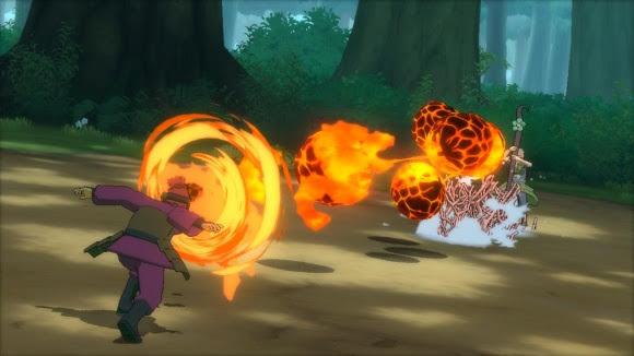 Hướng dẫn cài đặt trò chơi Naruto Ninja Storm 3