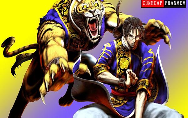 tải game đấu trường thú 2 | download game bloody roar 2