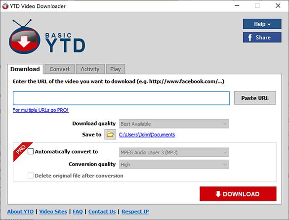 phần mềm download video trên youtube