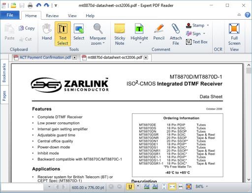 phần mềm đọc file pdf nhẹ