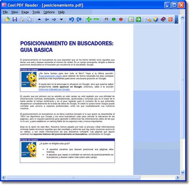 Công cụ chỉnh sửa Cool PDF Reader