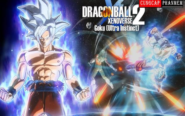 tải game dragon ball xenoverse 2 Full Crack + Việt Hóa