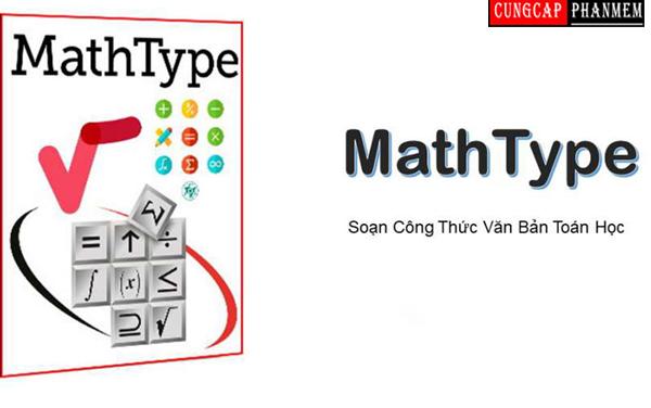 download mathtype full crack + Cách kích hoạt bản quyền