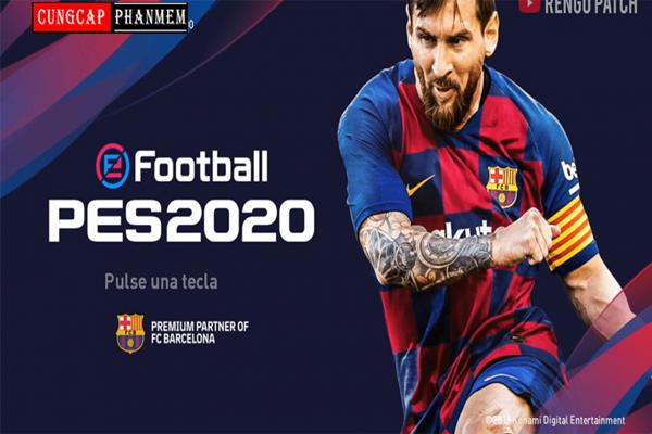Hướng dẫn tải PES 2020 full crack chi tiết