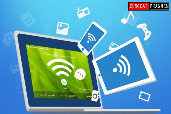 Hướng dẫn các phần mềm phát wifi tốt nhất hiện nay